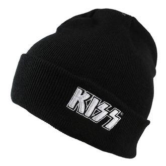 Beanie Mütze KISS - Logo - HYBRIS, HYBRIS, Kiss