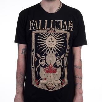 Herren T-Shirt Metal Fallujah - Wolves - INDIEMERCH, INDIEMERCH, Fallujah
