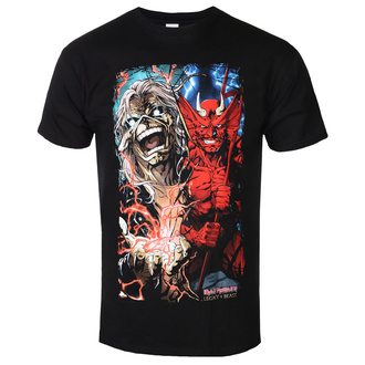 Herren T-Shirt Metal Iron Maiden - Duality - ROCK OFF, ROCK OFF, Iron Maiden