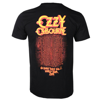 Herren T-Shirt Metal Ozzy Osbourne - No More Tours Vol.2 - ROCK OFF, ROCK OFF, Ozzy Osbourne