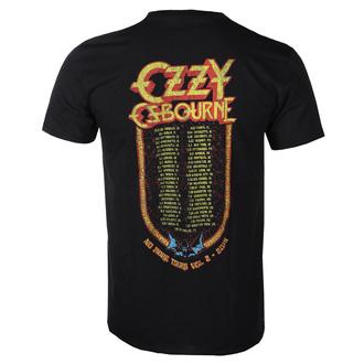 Herren T-Shirt Metal Ozzy Osbourne - Bat Circle - ROCK OFF, ROCK OFF, Ozzy Osbourne