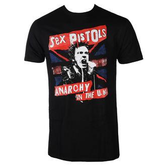 Herren T-Shirt Metal Sex Pistols - ANARCHY IN UK - BRAVADO, BRAVADO, Sex Pistols