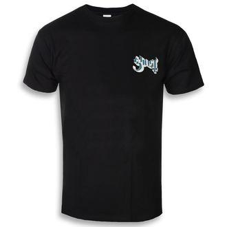 Herren T-Shirt Metal Ghost - Dance Macabre Cover & Logo - ROCK OFF, ROCK OFF, Ghost