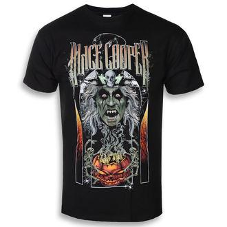 Herren T-Shirt Metal Alice Cooper - I Am Halloween - ROCK OFF, ROCK OFF, Alice Cooper