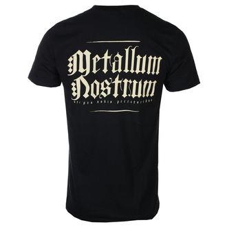 Herren T-Shirt Metal Powerwolf - Metallum Nostrum - NAPALM RECORDS, NAPALM RECORDS, Powerwolf