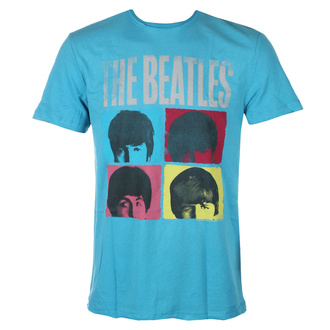 Herren T-Shirt - THE BEATLES - HARD DAYS NIGHT - AMPLIFIED, AMPLIFIED, Beatles