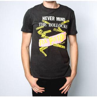 Herren T-Shirt Metal Sex Pistols - Never Mind The Bollocks - AMPLIFIED, AMPLIFIED, Sex Pistols