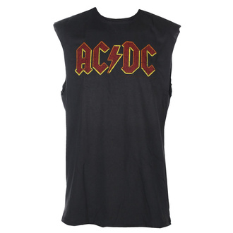 Unisex Tanktop AC-DC - Logo - AMPLIFIED, AMPLIFIED, AC-DC