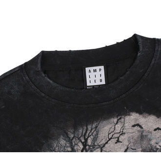 Herren T-Shirt Rise Of The Wolf - BLK - AMPLIFIED, AMPLIFIED