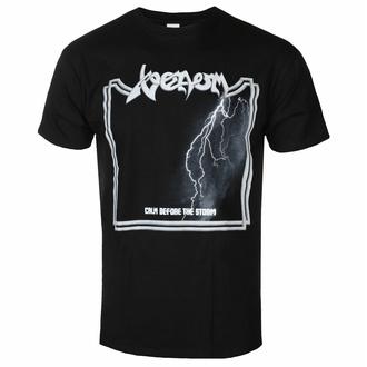 Herren T-Shirt VENOM - CALM BEVOR THE STORM - PLASTIC HEAD, PLASTIC HEAD, Venom
