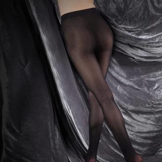 Strumpfhose LEGWEAR - couture ultimates - the margaret - schwarz, LEGWEAR