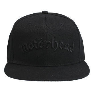 Kappe Cap Motörhead - Logo & Warpig - ROCK OFF, ROCK OFF, Motörhead