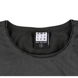 Damen T-Shirt Metal Metallica - Logo - AMPLIFIED, AMPLIFIED, Metallica