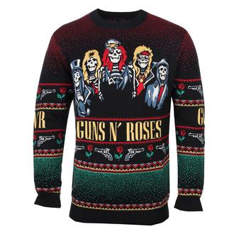 Herren Pullover Guns N' Roses - HOLIDAY 19 - BRAVADO, BRAVADO, Guns N' Roses